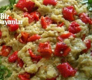 köz-patlıcan-salatası