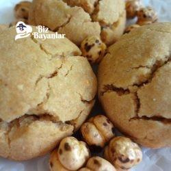 leblebi tozlu kurabiye