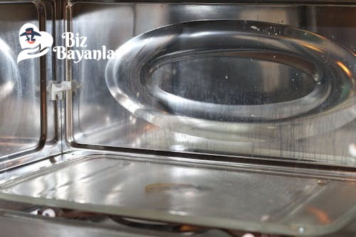 mikrodalga temizleme