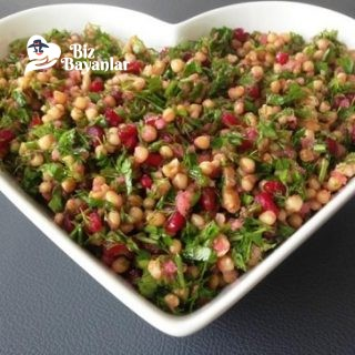 narli mercimek salatasi