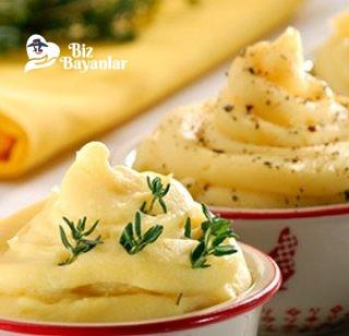 patates puresi tarifi