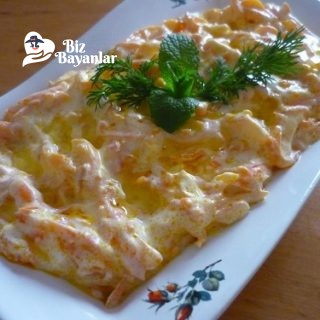 yogurtlu havuc salatasi tarifi