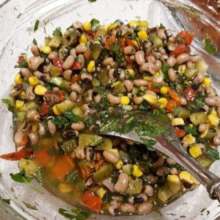 borulce salatasi