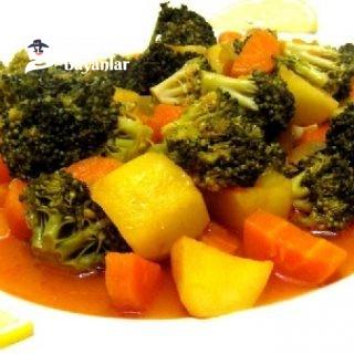 brokoli yemegi tarifi