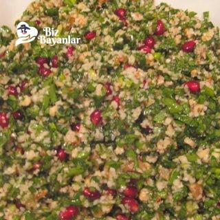 bulgur salatasi tarifi