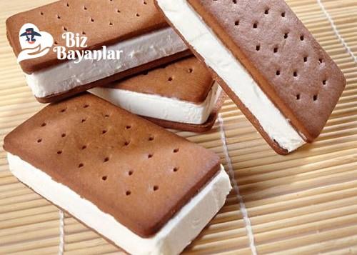 dondurmali bisküvi tarifi