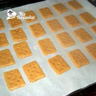 ev bisküvisi tarifi