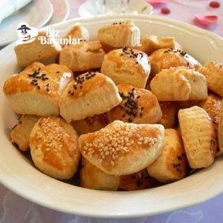 kasarlı kurabiye tarifi