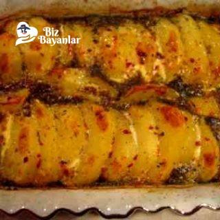 sütlü patates tarifi