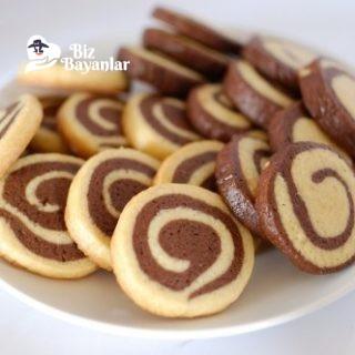 spiral kurabiye tarifi
