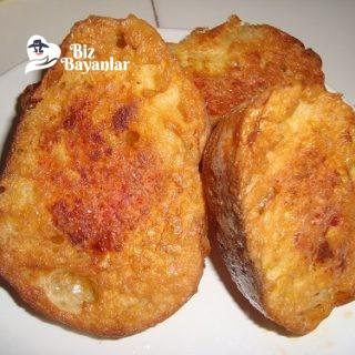 yumurtali ekmek tarifi