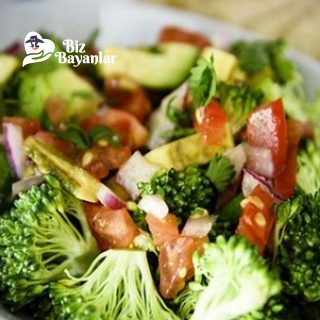 brokoli salatasi tarifi