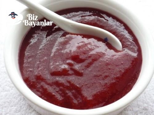 kızılcik marmelati tarifi