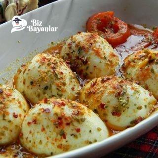 kahvaltilik yumurta kapama