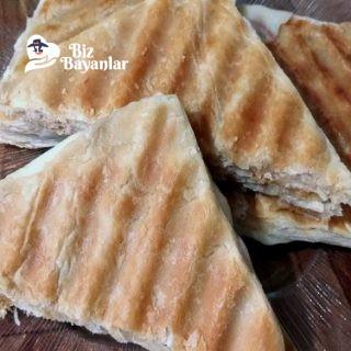 mifoyden kasarlı sucuklu tost