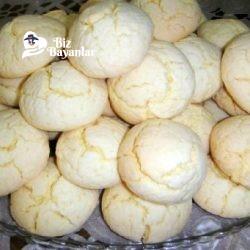 nisastali kurabiye tarifi