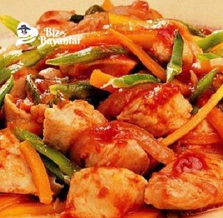 sebzeli hindi sote tarifi