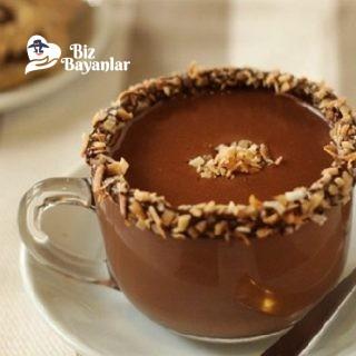 findikli sicak cikolata