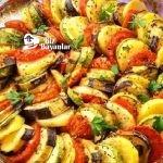 firinda sebze ezmesi tarifi
