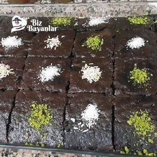 kakaolu islak kek tarifi