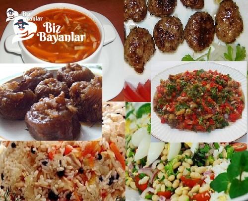 onuncu gun iftar menusu tarifi