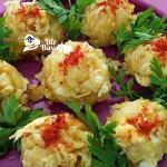 patates toplari tarifi
