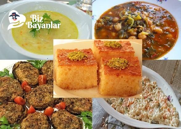 yirminci gun iftar menusu tarifi