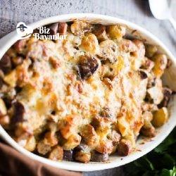 firinda patatesli mantar