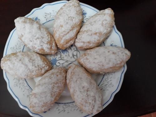 krem santili kurabiye