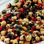 nohut salatasi tarifi