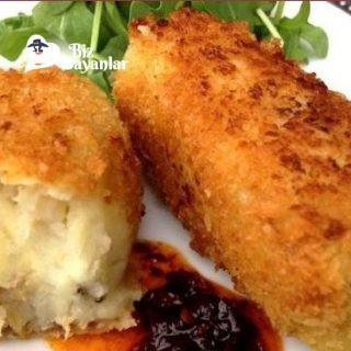 patates koftesi