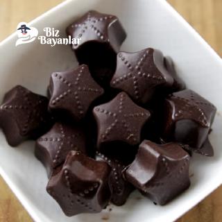 ev yapimi cikolata tarifi