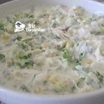 mayonezli tavuk salatasi