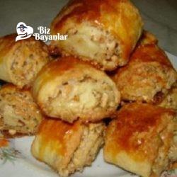 findikli rulo kurabiye tarifi