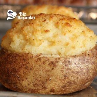 firinda patates puresi