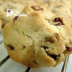 kaya kurabiyesi tarifi