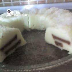 kakao bisküvili irmik tatlısı