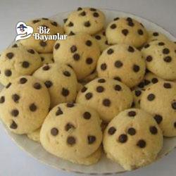 damla ikolatali un kurabiyes