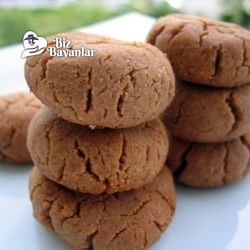 kestane kurabiyesi tarifi